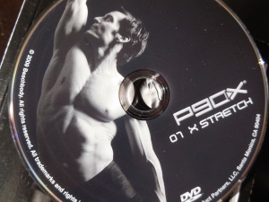 Stretch X dvd - 58 well-spent minutes