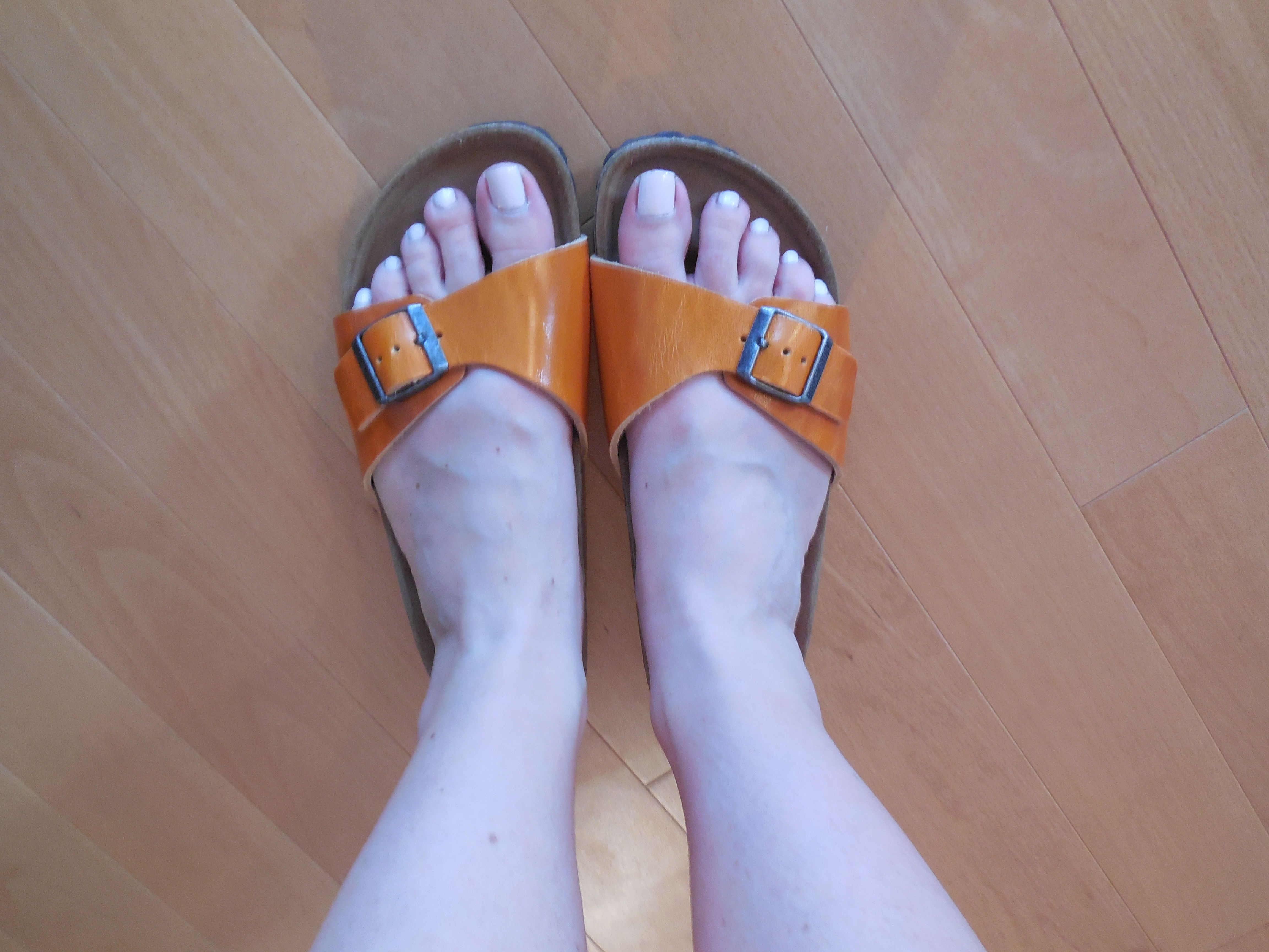 Birkenstocks Are The Best Sandals Married And Marathoning