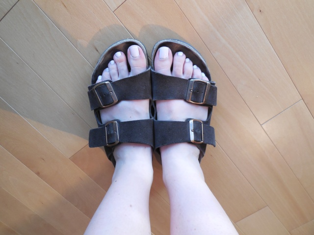 My old Arizona Birks