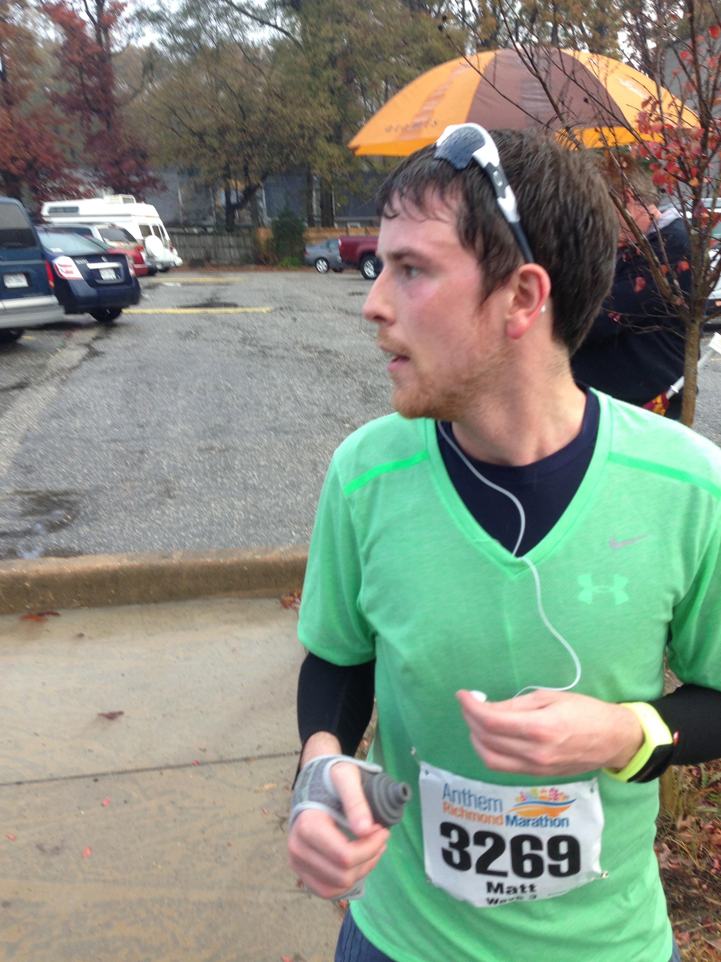marathon runner writes letter the most popular