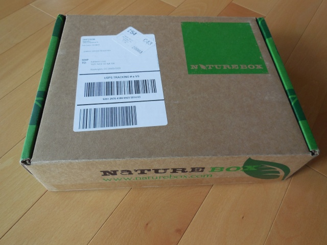 How Naturebox arrives