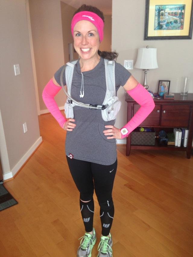 Ready for a long run!