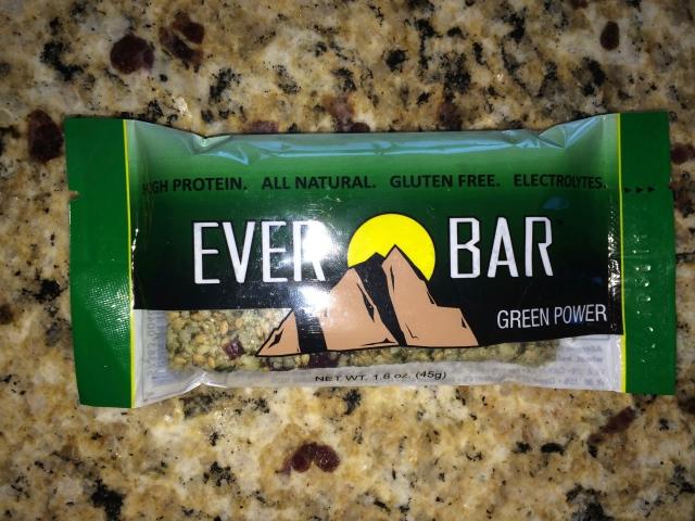 Hemp protein bar
