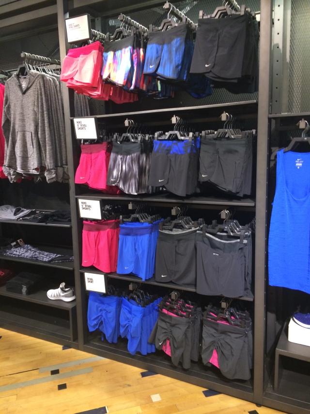 Nike Rival shorts