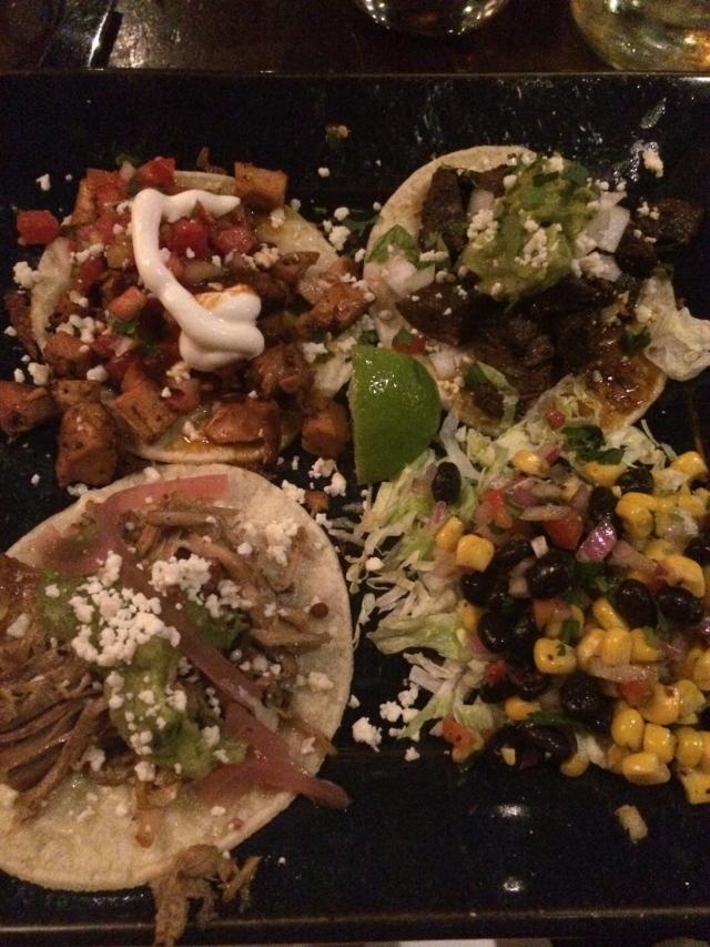 Tacos at Anejo, Falmouth