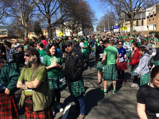 Kilt runners