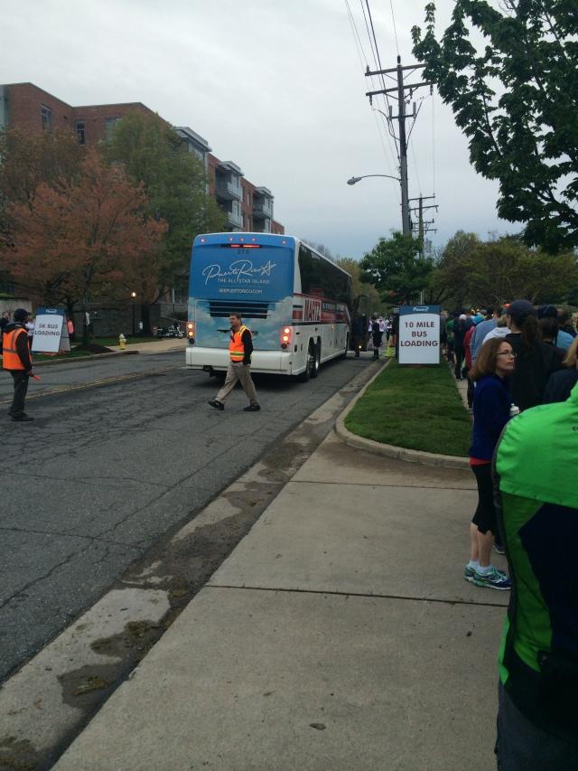 Coach Bus shuttles