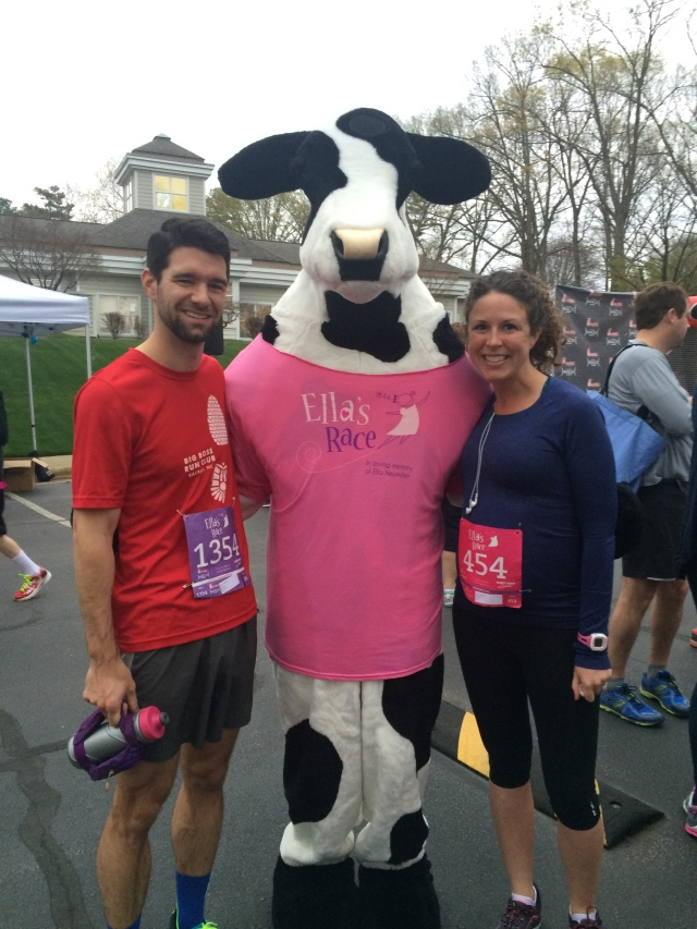Ella's Run 5K at 27 weeks pregnant